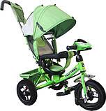 Велосипед трехколесный Tilly Trike t-364 надувные колеса, фото 2