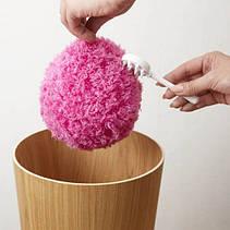 Мячик-попрыгун для уборки пыли Microfiber mop ball Mocoro!Акция, фото 3