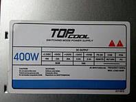Блок питания 400W TopCool 400 8sm fan ATX