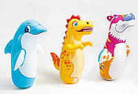 Детская надувная игрушка - неваляшка Intex 44669