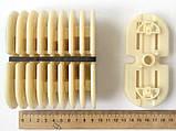 Оправка для ремонта электродвигателей с регулируемой длиной окружности от 13 до 24см, фото 2