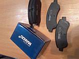 Тормозные колодки передние Peugeot Partner, 206, 207, 208, 307, фото 4