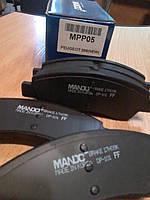 Тормозные колодки передние Peugeot Partner, 206, 207, 208, 307, фото 1
