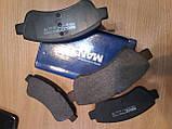 Тормозные колодки передние Peugeot Partner, 206, 207, 208, 307, фото 8