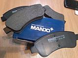 Тормозные колодки передние Peugeot Partner, 206, 207, 208, 307, фото 3