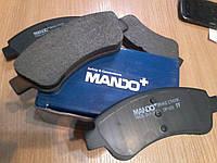Mando тормозные колодки (страна производитель Корея), фото 1