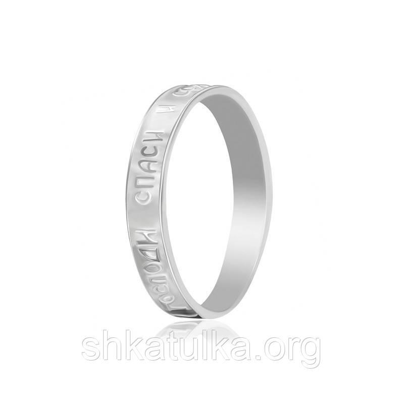 Серебряное кольцо К2/392 - 17,4