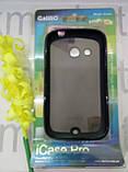 Чохол для HTC A320e (силікон чорний), фото 3
