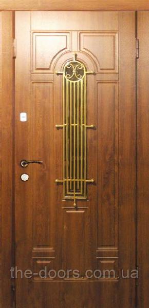 Вхідні двері Каскад модель Лучія еліт