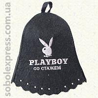 Шапка для сауны «Playboy»