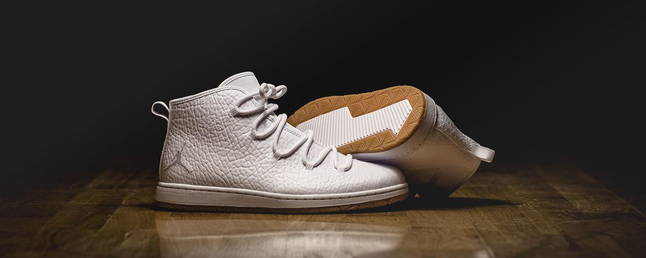 the latest 0fc4f b749d Оригинальные мужские кроссовки NIKE AIR JORDAN GALAXY WHITE GUM, фото 1