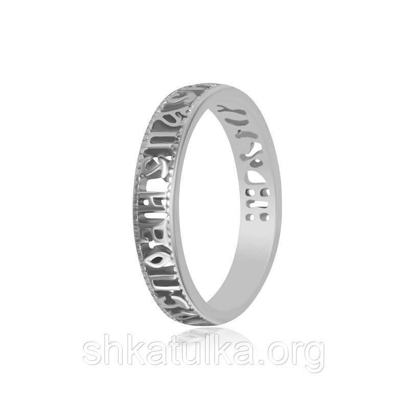 Серебряное кольцо К2/435 - 15,5