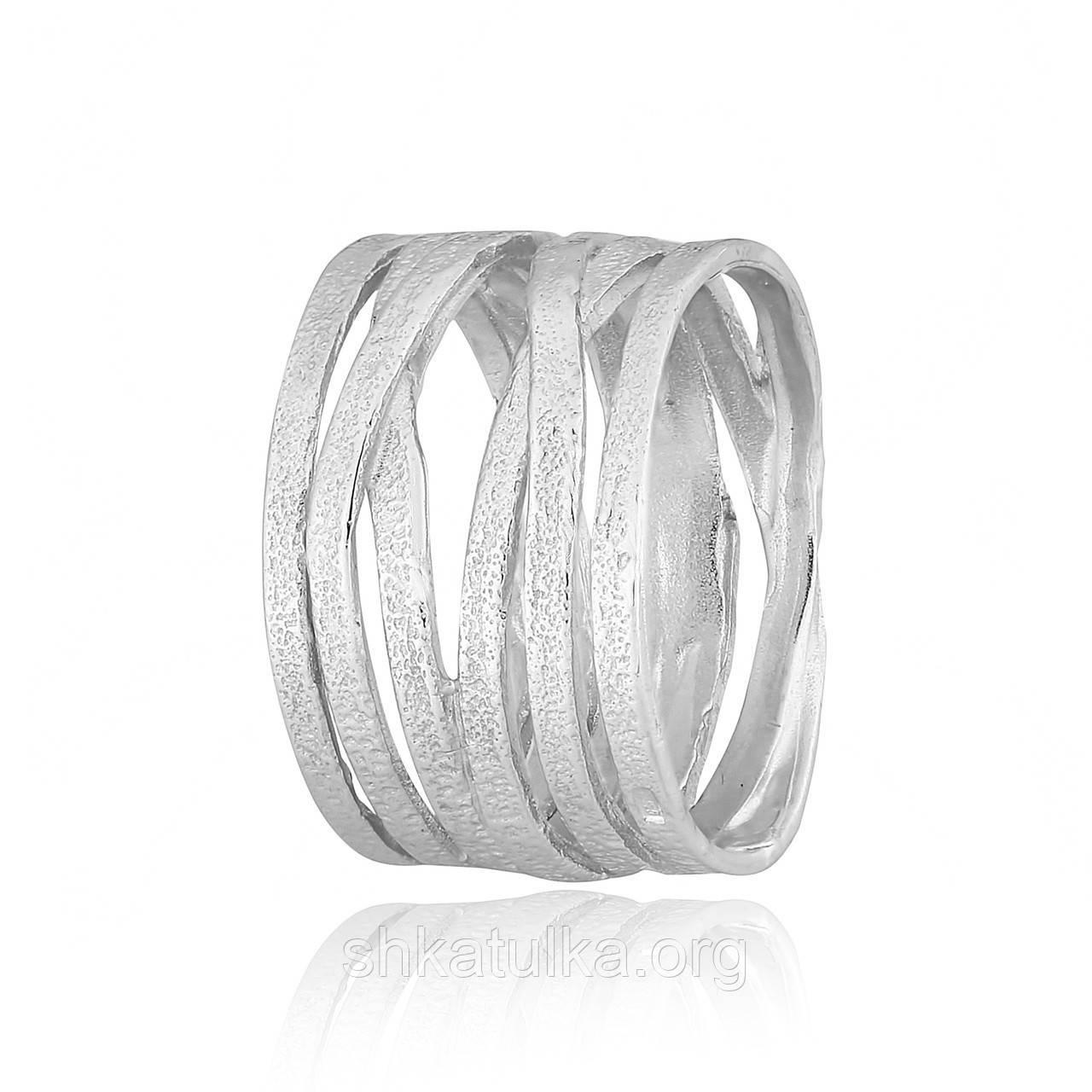 Серебряное кольцо К2/458 - 16,8
