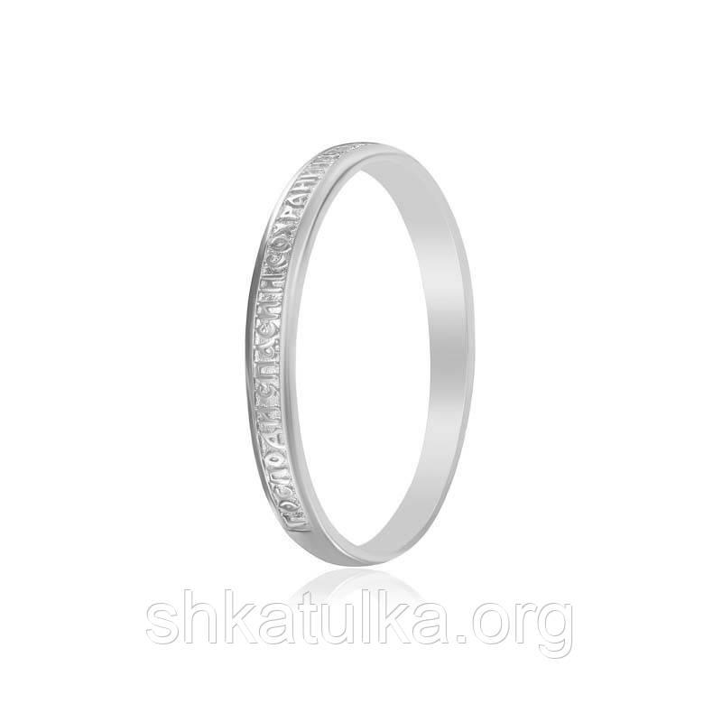 Серебряное кольцо К2/436 - 15,5