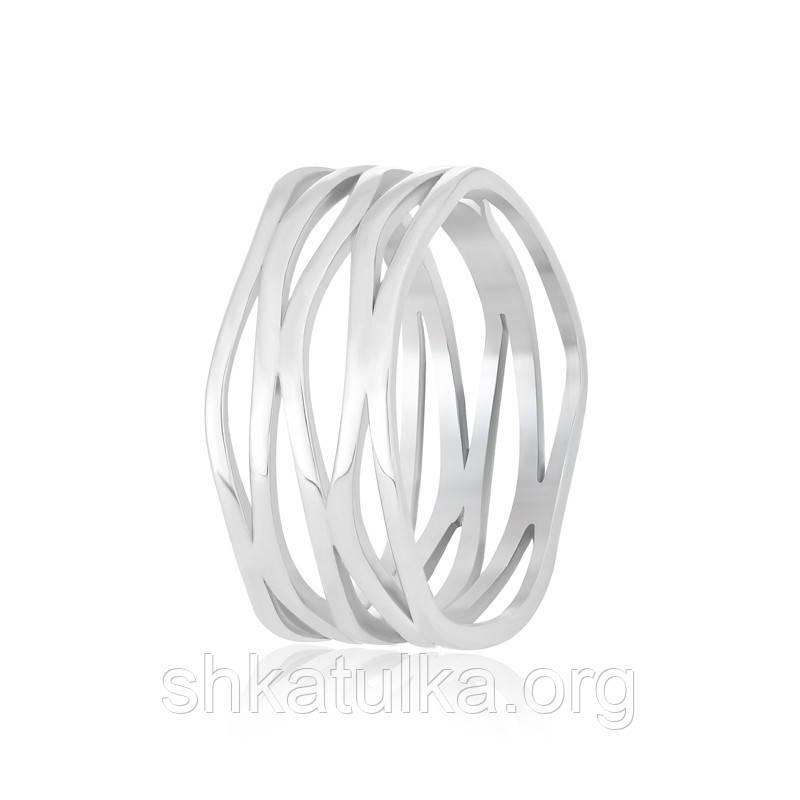 Серебряное кольцо К2/447 - 17,8