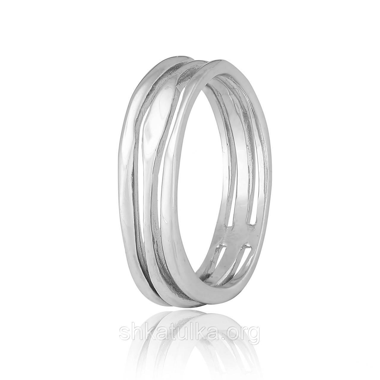 Серебряное кольцо К2/470 - 17,8