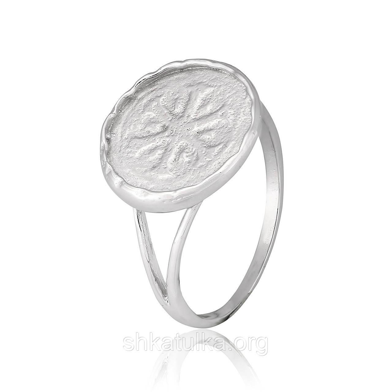 Серебряное кольцо К2/465 - 16,8