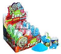 Леденец-соска Зомби Zombi dip&lick 12 шт (Китай)