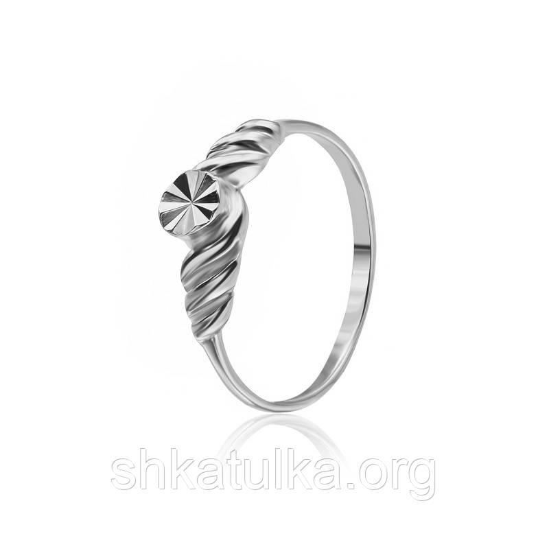 Серебряное кольцо К2/500 - 15,2