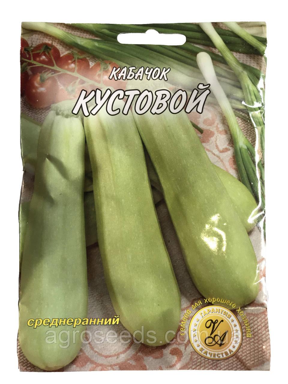 Семена кабачка Кустовой 20 г