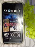 Чохол для HTC Desire 500/509D (силікон матовий), фото 2