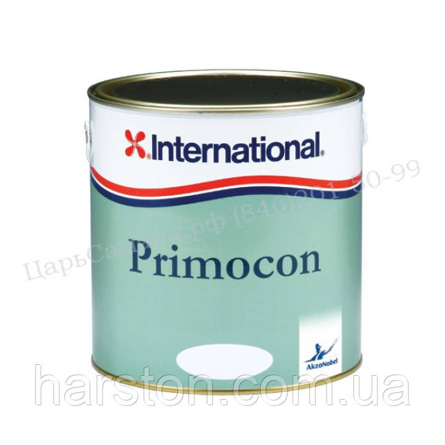 Грунт International PRIMOCON серый 2,5 л.