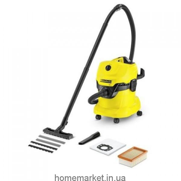 Karcher WD4 Пылесос для сухой уборки (1.348-111.0)