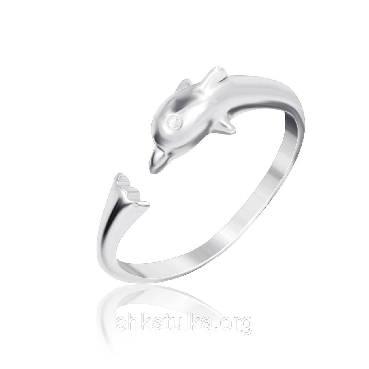 Серебряное кольцо К2/700 - 16,5