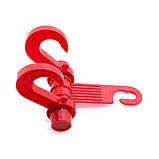 Автомобильный крюк для сумок и пакетов Car Hook CC-598 Red, фото 3
