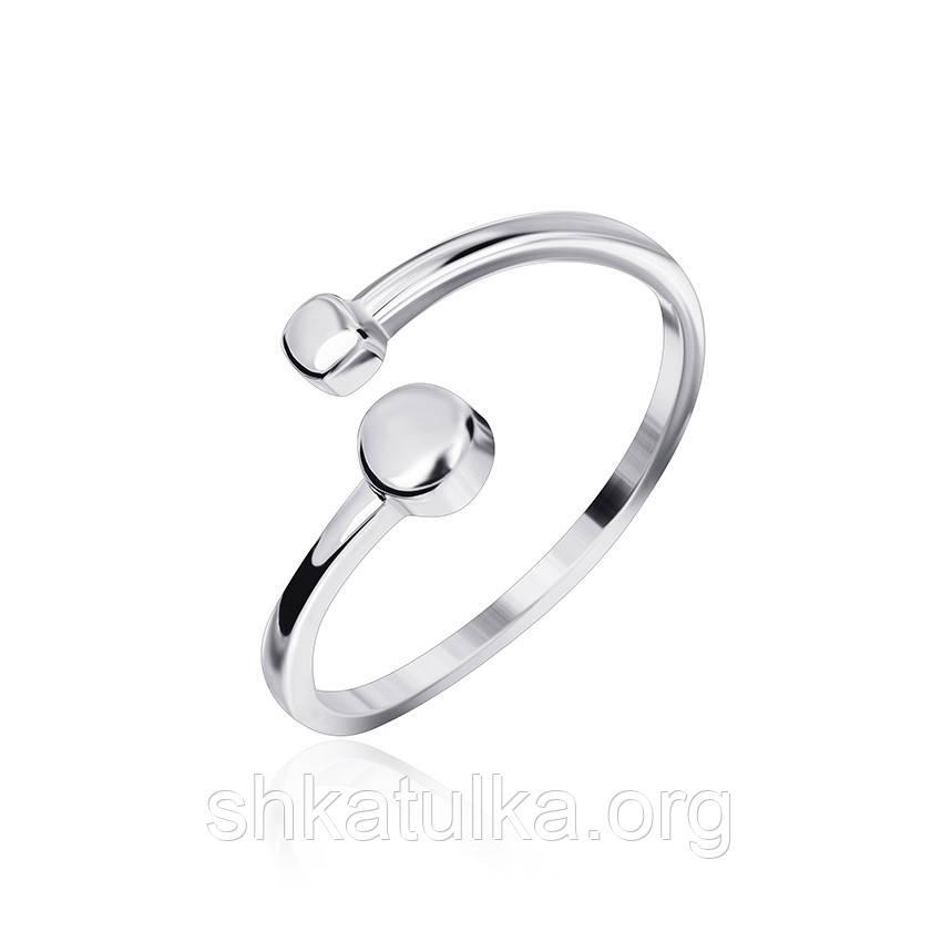 Серебряное кольцо К2/709 - 18,4