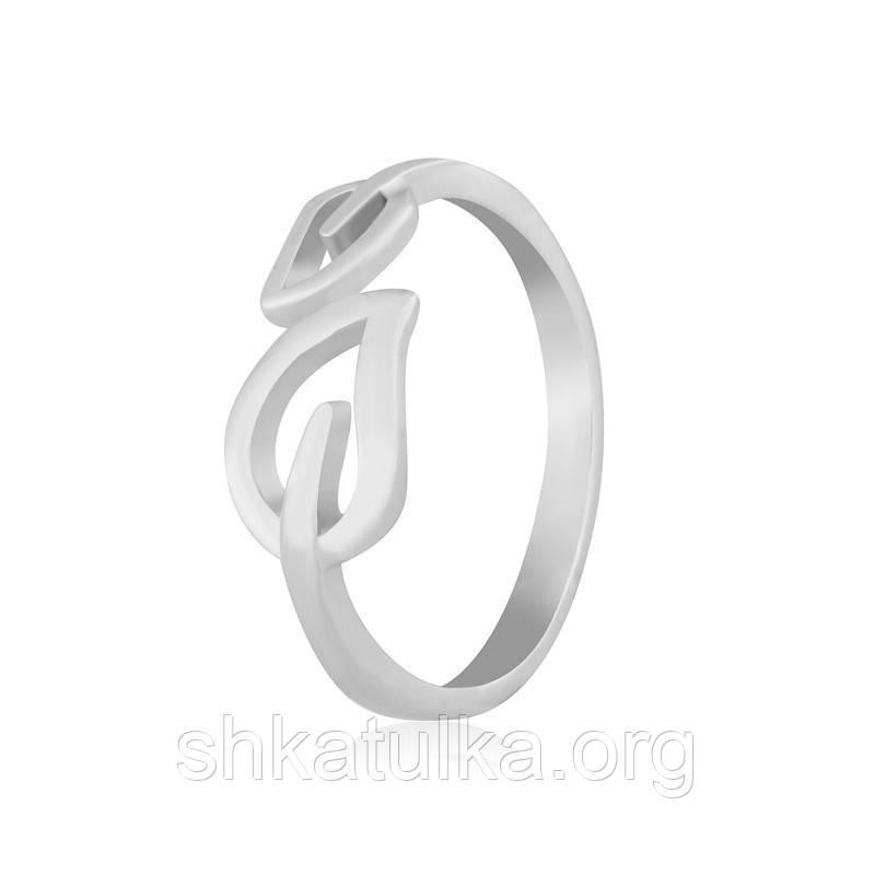 Серебряное кольцо К2/710 - 16,5