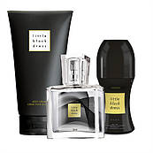 Парфюмерно-косметический набор для женщин Little Black Dress, Эйвон, Avon, Ейвон, (Маленькое Черное Платье)