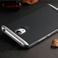 Чехол Ipaky для Xiaomi Redmi Note 2 Серебро