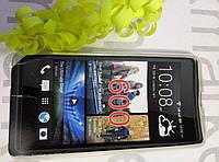 Чехол для  HTC Desire 600 (силикон матовый)