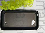 Чохол для HTC Desire VS T328d (силікон чорний), фото 2