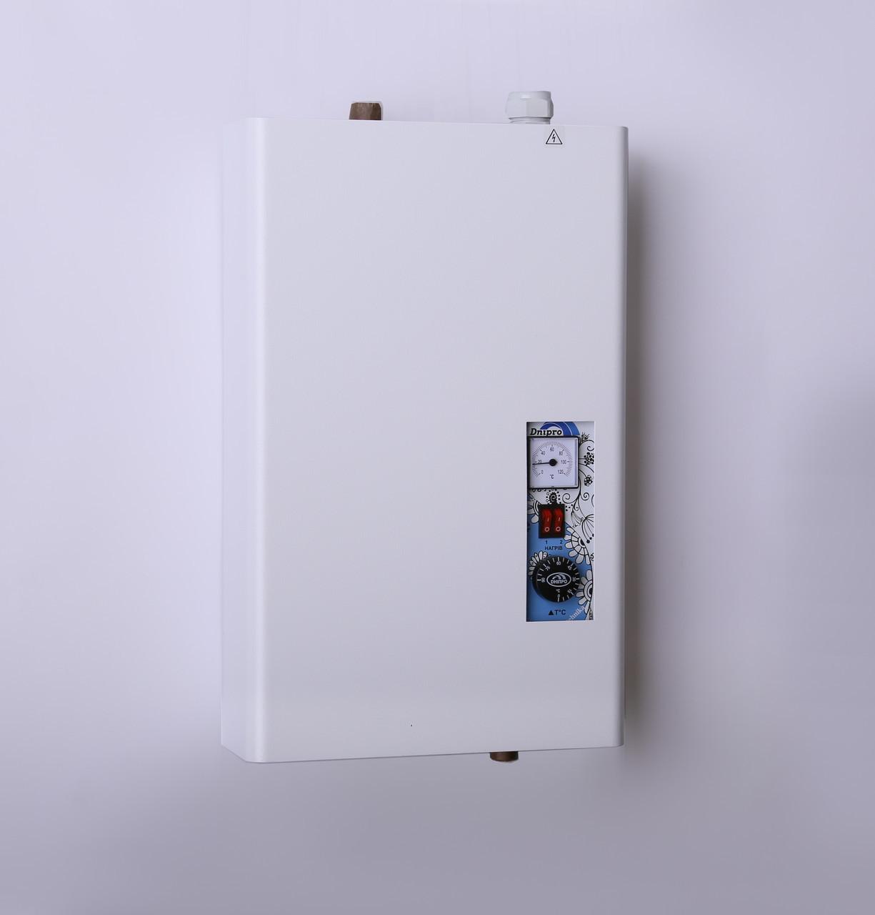 Котел электрический Днипро Мини без насоса КЕО - 18 кВт 380 В