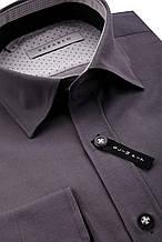 Серая рубашка KS 1755-3 разм. S
