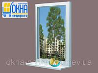 Глухие окна Rehau 70