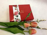 Сладкий подарок, Подарочная коробка De Luxe, 300 грамм