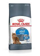 Корм для котов склонных к ожирению Royal Canin Light weight care, 2 кг