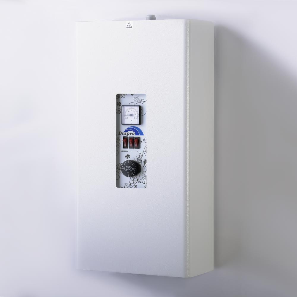 Котел электрический Днипро Настенный КЕО - 6 кВт 220 В