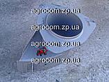 Кожух распределительного шнека 54-6-5-1А СК-5 Нива, фото 3