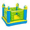 Надувной игровой центр Intex Jump