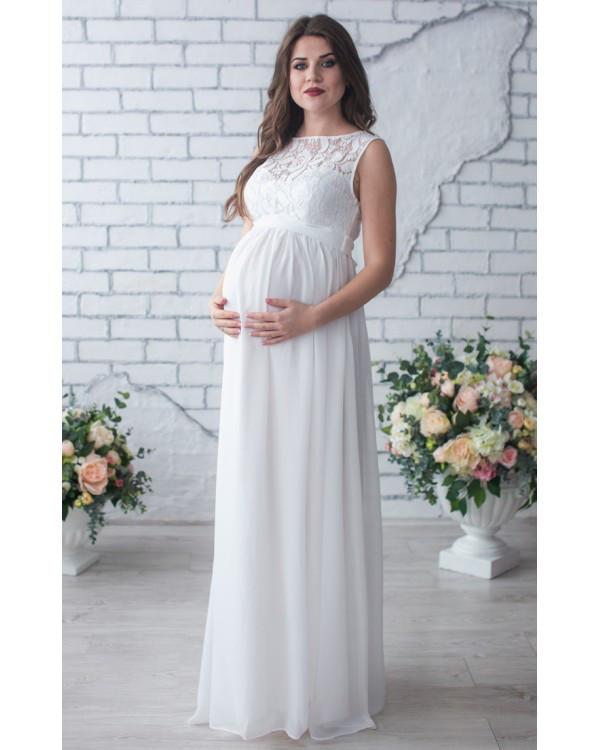 ef577df166a Свадебное платье для беременных
