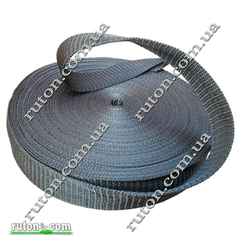 Лента, тесьма для сумок, рюкзаков 40 мм - 50 м стропа ременная полипропиленовая (синтетическая)