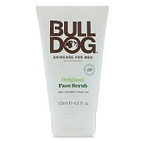 Bulldog Skincare For Men, Original Face Scrub, 4.2 fl oz (125 ml)