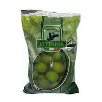Оливки зеленые  Vittoria 850 гр