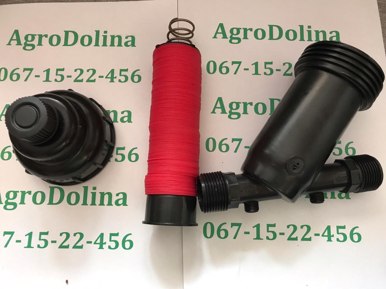 """Фильтр 1"""", дисковый, 120 мкм  (120 мкм, до 5,5 м.куб/ч, до 7 bar)"""