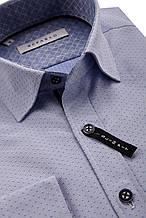 Серая рубашка KS 1753-1 разм. S