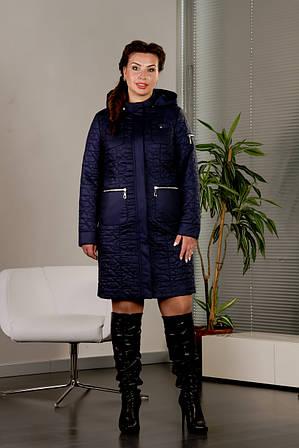 Женское весеннее пальто  Грация Разные цвета